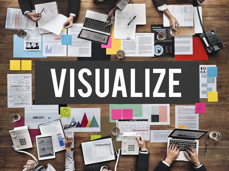 visual marketing social media