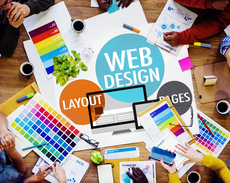 important factors designing website