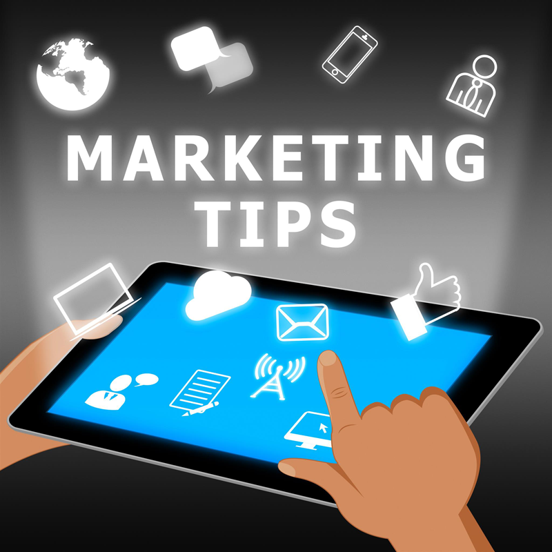 online marketing tips tricks