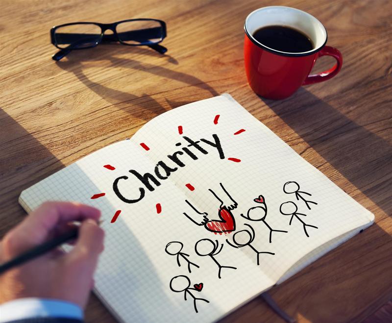 online marketing charities