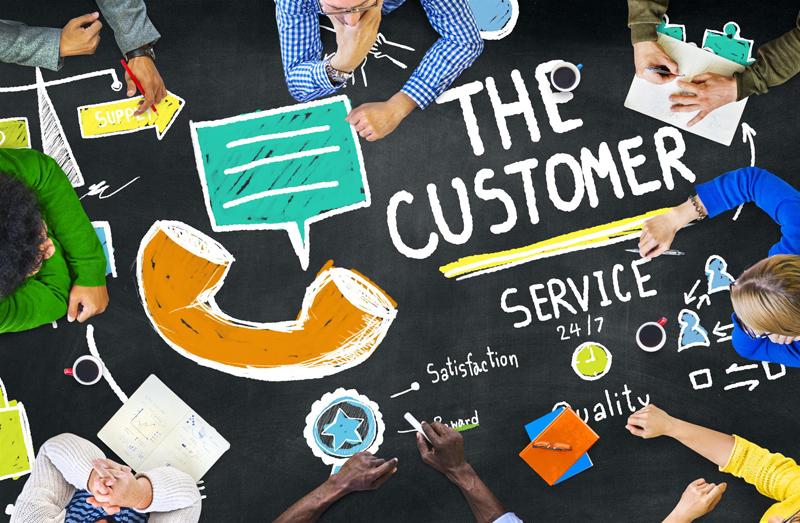 customer service digital marketing