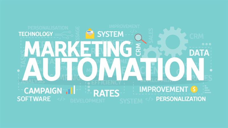 marketing automation social media