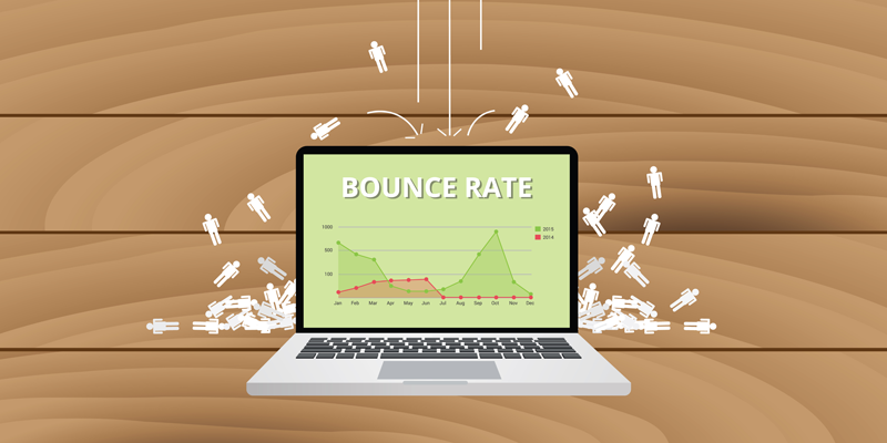 bounce rate blog marketing