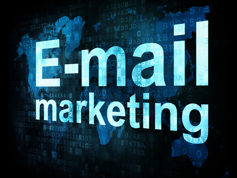 test email marketing campaign