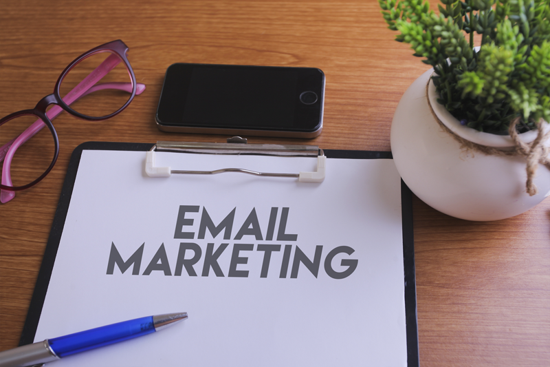 Email marketing tips e-commerce website