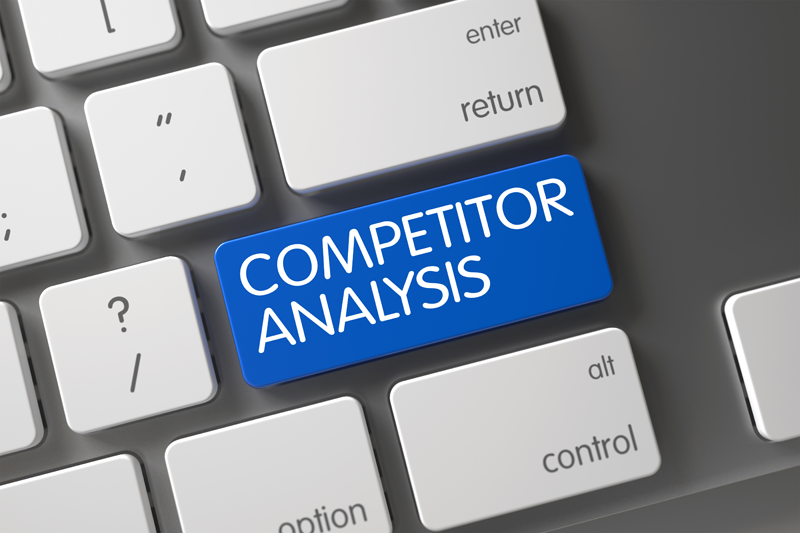 analyze competitor website