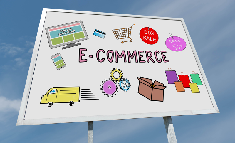 hosting ecommerce business marketing