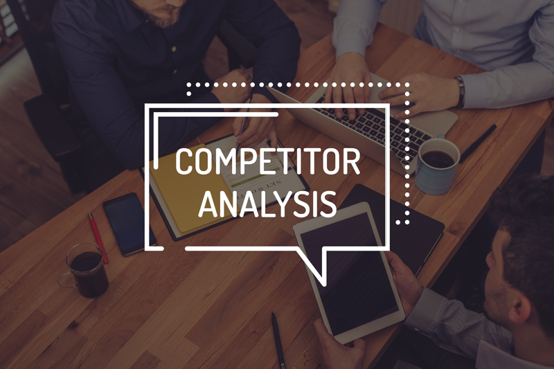 reasons why competitor analysis