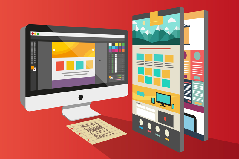 Web design tweaks marketing