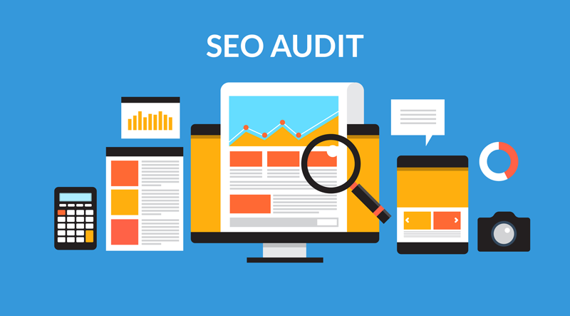 what's a SEO audit marketing