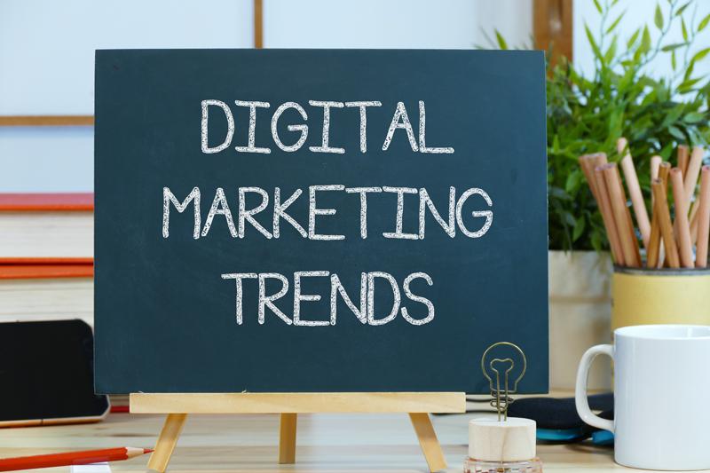 digital marketing trends importance