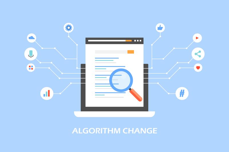 Google's algorithm marketing
