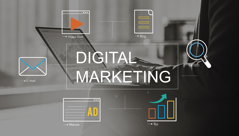 makerting vs digital marketing