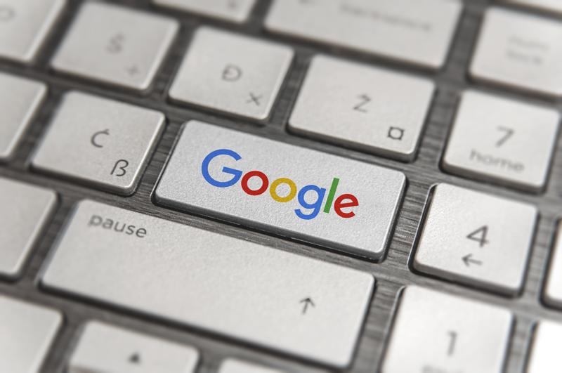 monitor Google volatillity marketing