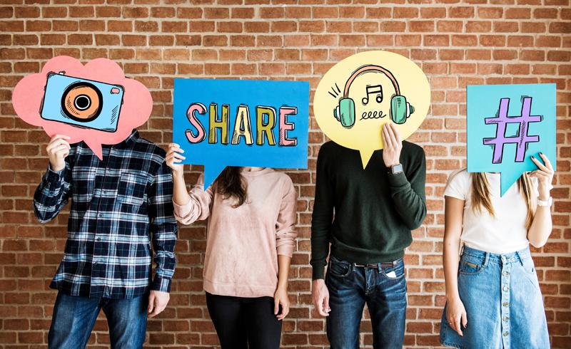 Social media benefits SEO