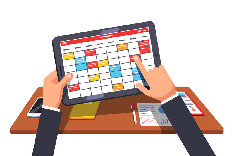 8 Tips to create a strategic content calendar