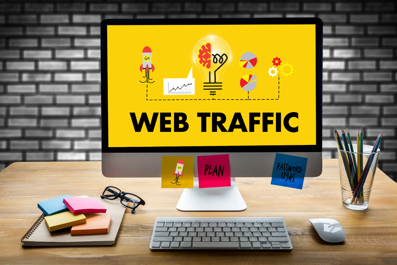 The Web Traffic Stats You Need to Pay Attention to